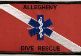allegheny dive rescue