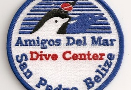 amigos mar dive center belize