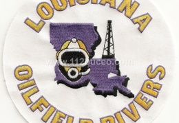 louisiana oildfield divers