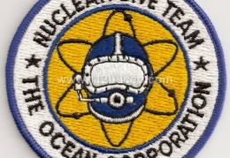 ocean corporation nuclear dive team