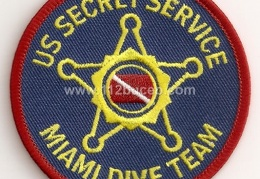 us secret service miami dive team
