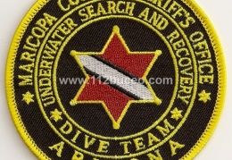 arizona underwater search recovery dive team