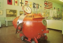 star i one man research submarine