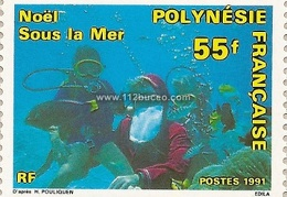 french polynesia noel sous mer diving