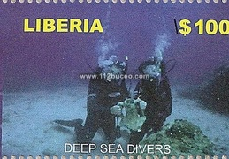 liberia deep sea divers