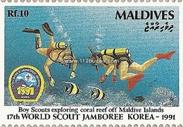 maldives world jamboree