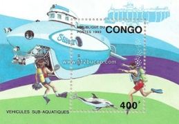 minisheet congo vehicles sub aquatiques