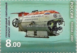 russia mir 1 submersible