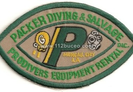packer diving salvage