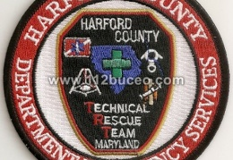 usa harford county technical rescue team